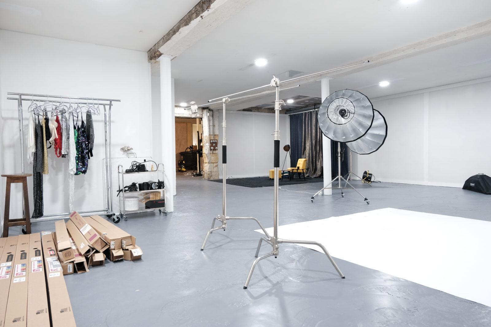 Studio photo à Bordeaux