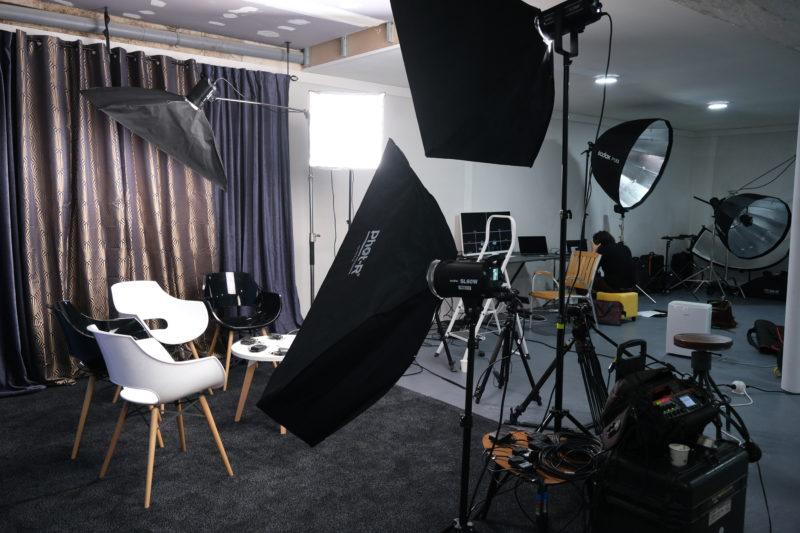Studio photo à louer à Bordeaux