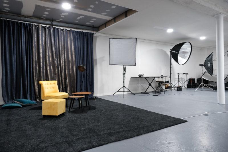 Bulldog Studio photo à Bordeaux