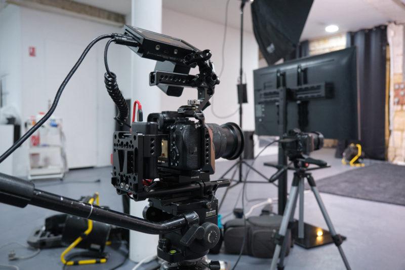 Production vidéo streaming
