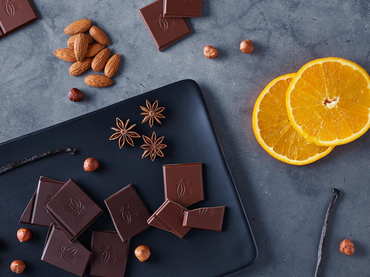 Photographe chocolat Bordeaux