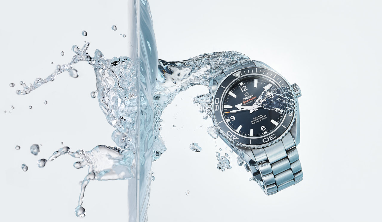 Photographie de montre