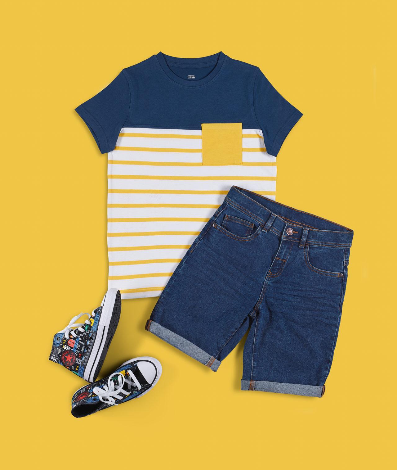 Packshot vêtement