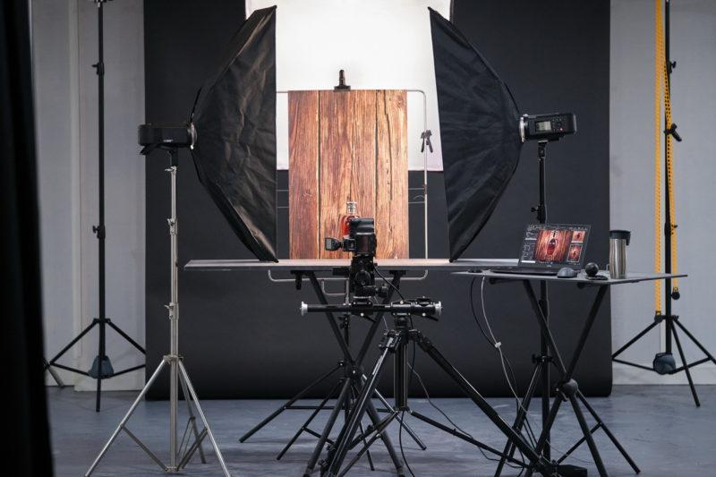 Studio photo ambiances produits